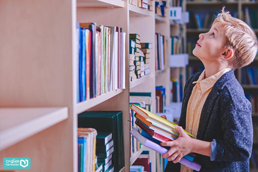 نرم افزار مدیریت کتابخانه در مدارس هوشمند