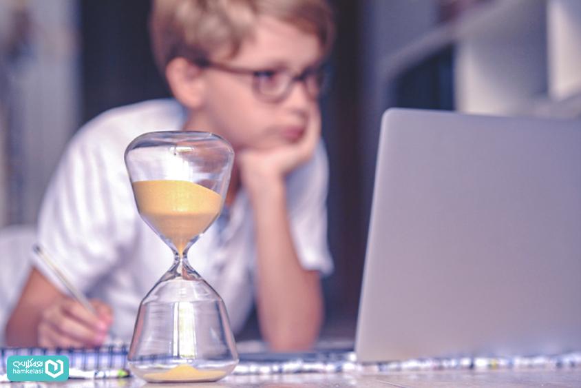 نکاتی کلیدی در برگزاری آزمون آنلاین