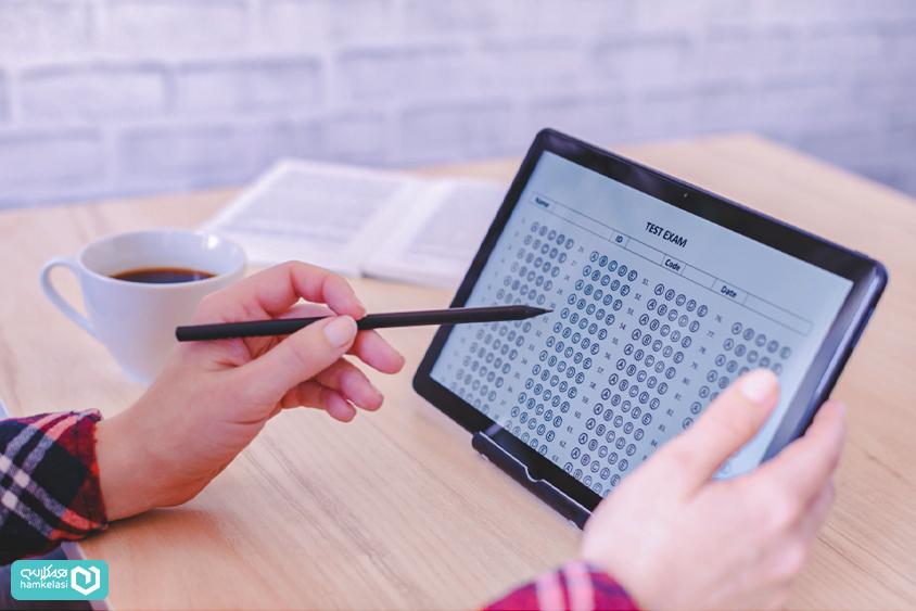 چگونه آزمون آنلاین بسازیم؟ مهمترین نکات ساخت آزمون آنلاین حرفهای