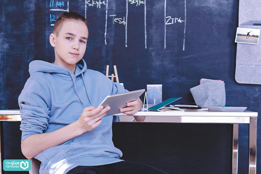 فراهم کردن شرایط مناسب برای آزمون آنلاین دانشآموزان