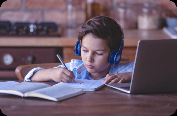تکلیف الکترونیک در دبستانها