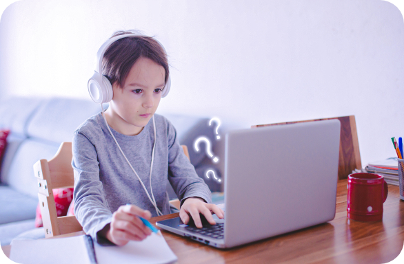 سیستم آزمون آنلاین حرفهای در دبستانها