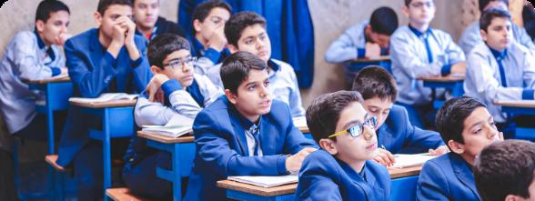 راهکارهای مناسب مدارس متوسطه