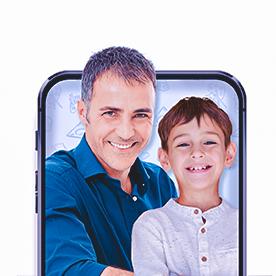 اپلیکیشن موبایل همکلاسی برای والدین