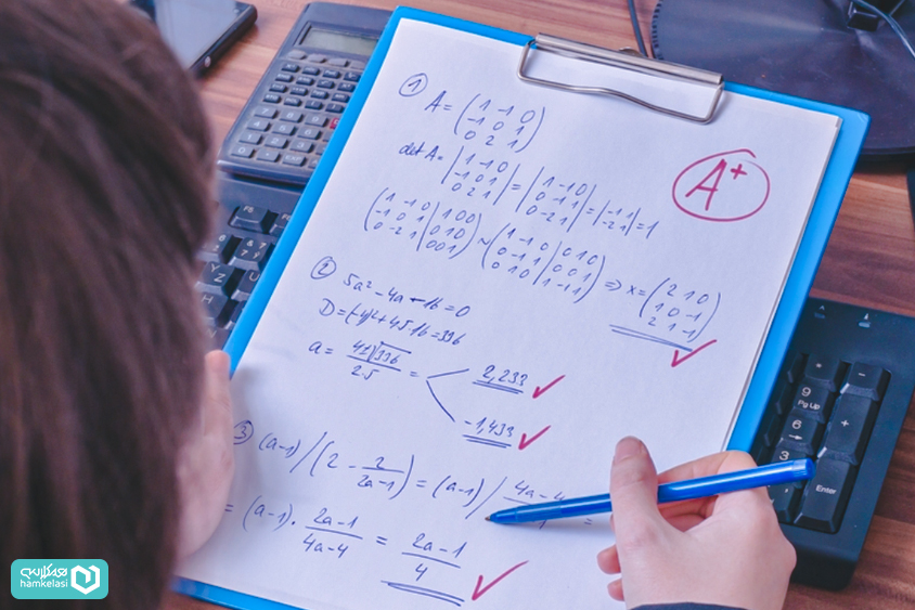 ورود خودکار نمرات دانشآموزان در سیستم صدور کارنامه مدرسه