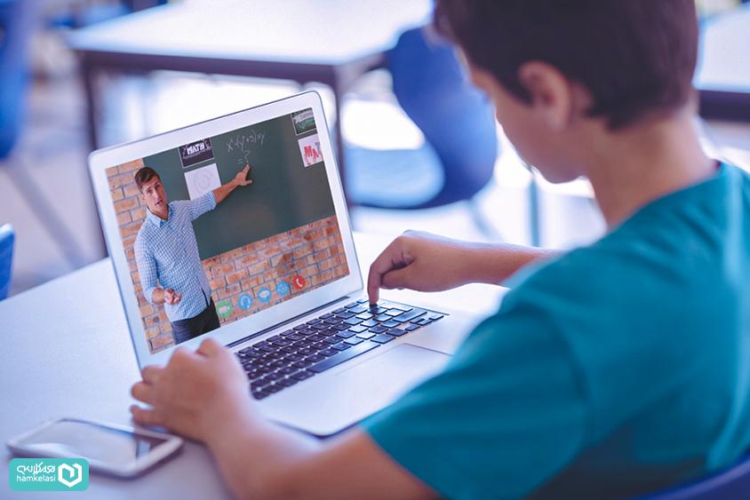 چگونه در مدرسه کلاس آنلاین برگزار کنیم