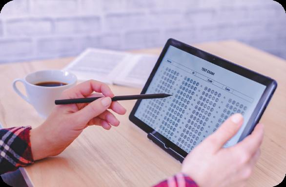 نرمافزار برگزاری آزمون آنلاین در مدارس شاهد