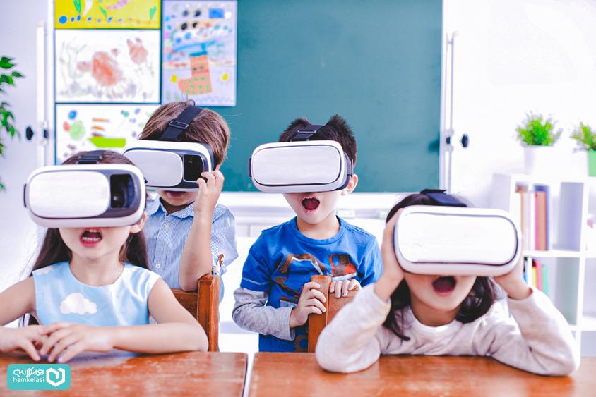 جذابترین تکنولوژی آموزشی مدرسهها که باید آنها را بشناسید!