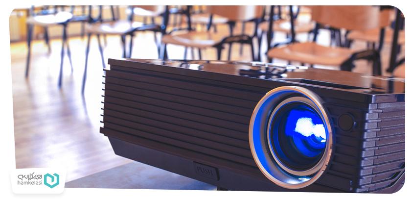 ویدئو پروژکتور مدارس چه کاربردی دارد؟